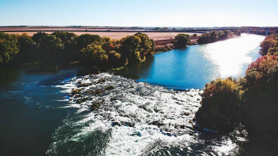 Возможность сплавиться по бурной реке в 100 км от Воронежа