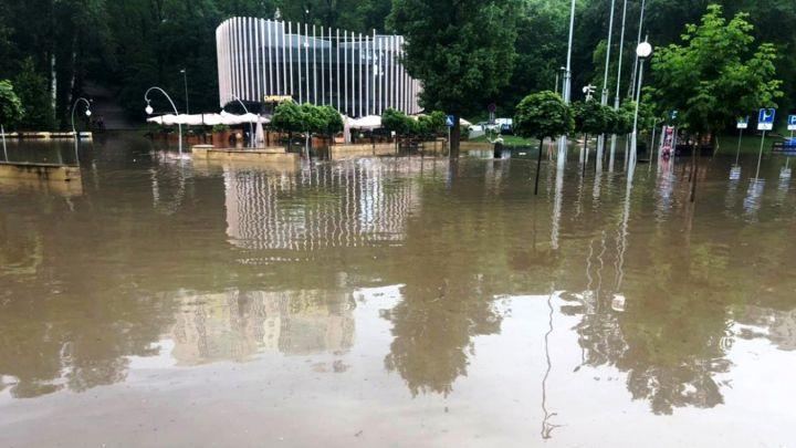 «МОЁ!» выяснило, в чём истинная причина потопов в парке «Динамо»