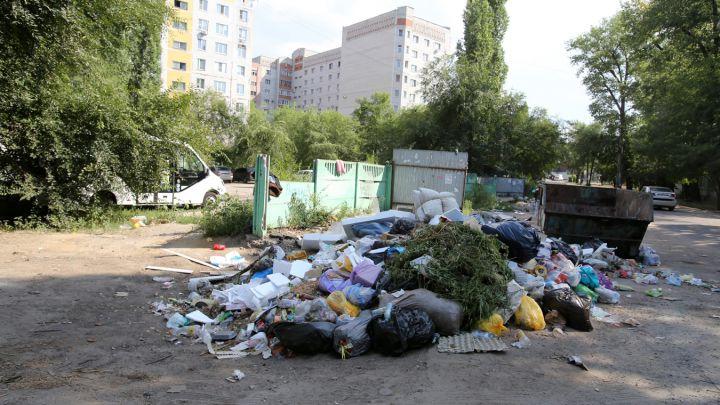 «Мы платим за чужой мусор, а в нашем дворе постоянно грязь!»