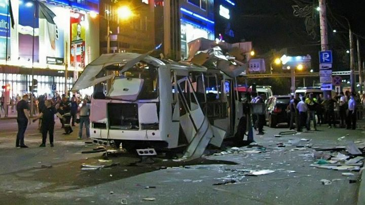 Расследование Татьяны Тельпис: взрыв в маршрутке – разборки «транспортной мафии»?