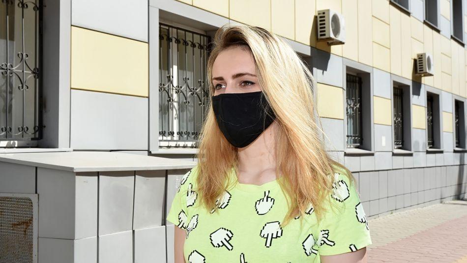 «В жару маски нужно менять раз в20минут»